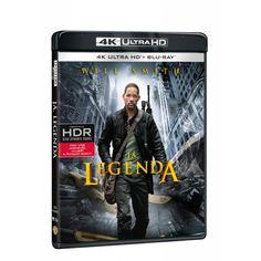 Blu-ray Já, legenda, UHD + BD, CZ dabing   Elpéčko - Predaj vinylových LP platní, hudobných CD a Blu-ray filmov Sci Fi Fantasy