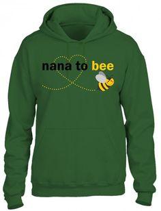 Nana To Bee Hoodie