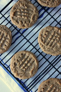 Grandma's 1950's Peanut Butter Cookies | This Grand Adventure