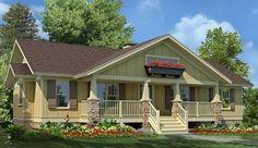 3 Bed Craftsman Ranch With Sundeck - 92068VS | 1st Floor Master Suite, Cottage, Craftsman, Northwest, PDF, Ranch, Split Bedrooms | Architectural Designs