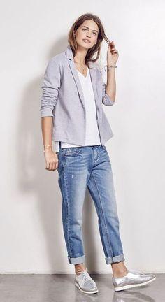 Rocola Deep Blue Camicia di cotone stampa floreale