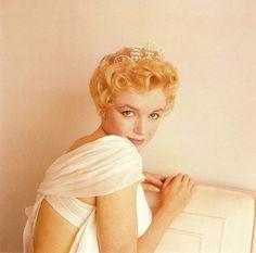Marilyn Monroe by Milton Greene, May 1956.