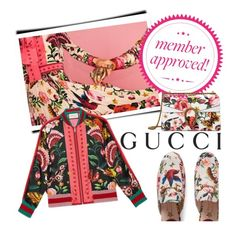 """Presenting the Gucci Garden Exclusive Collection: Contest Entry"" by clotheshawg ❤ liked on Polyvore featuring Gucci and gucci"