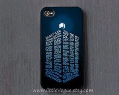 Doctor who phone case XD