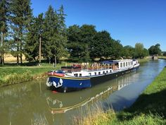 Burgundy by Barge: It's about the Journey