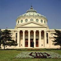 Bucharest - Romanian Athenaeum