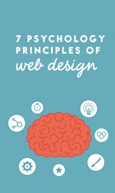 Use the following seven guidelines to strengthen a website's design and impact. A website's goal may vary, but psychology will always play a role in whether the site is able to engage its audience.