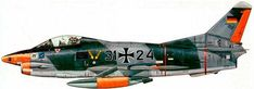 Fiat G-91    The Italian-designed and co-produced G-91 was a ground attack and recce jet for the Italian and West German Air Forces in the 1960s and 70s. 837 total were produced, 770 single-engined versions and 67 twin-engined G-91Ys.