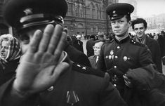 Marc Riboud Moscow, 1967