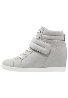 Anna Field Sneaker high grey Schuhe bei Zalando.de   Obermaterial: Textil, Innenmaterial: Textil, Sohle: Kunststoff, Decksohle: Lederimitat   Schuhe jetzt versandkostenfrei bei Zalando.de bestellen!