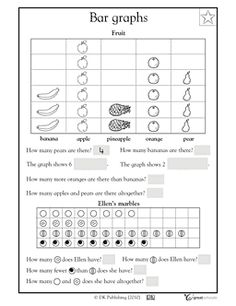 Check out this tally chart worksheets! | Math - Super Teacher ...