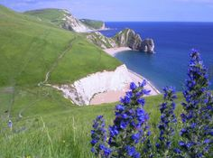 Lulworth in Dorset