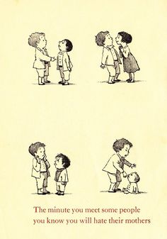 """The minute you meet some people, you know you will hate their mothers."" in ""Open House for Butterflies"" Ruth Krauss's Final and Loveliest Collaboration with Maurice Sendak – Brain Pickings"