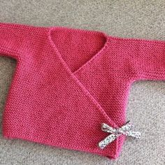 Knitting Patterns Free, Knit Patterns, Free Knitting, Baby Knitting, Drops Baby, Drops Design, Pullover, Blush Roses, Future Maman