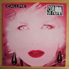 "SPAGNA - Call me (Special Remix) - near mint - nm - Italo Disco - Vinyl 12"" Rar"