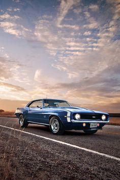 the Great 1969 Camaro..