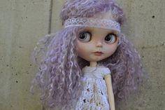 OOAK Blythe doll ANASTASIA by nhola on Etsy