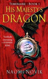 Why aren't you reading this series? Talking dragons who are smarter than you are! Napoleonic wars with hyperintelligent dragons! What's not to love, here?