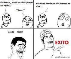 Memes Chistosos - Vende Door