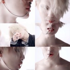 I don't even know why I love the nose thingy.  #Taemin. #Danger