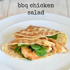 The Crazy Kitchen: 10 Easy Fillings for Pancake Day (sweet & savoury) Pancake Fillings, Crazy Kitchen, Bbq Chicken Salad, Savory Pancakes, Lemon Yogurt, Pancake Day, Baked Beans, Everyday Food