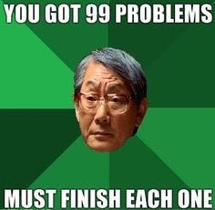 Asian Dad!