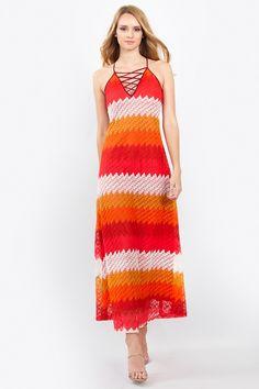 Donna Maxi Dress