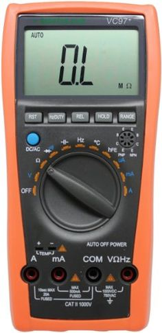 10 Top 10 Best Multimeters for Sale in 2016 Reviews images