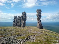 The Manpupuner Rock Formations 04