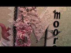 """▶ """"M"""" for Moore Mixed Media - YouTube"""