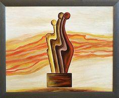 Sie Sind Gerade Beim Büro Einrichten Und Suchen Handgemalte Moderne Deko  Wandbilder Für Die Büro Dekoration? Dann Werden Sie Diese Skulpturen ...