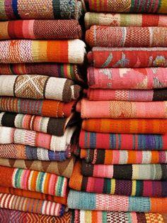 South American Beach Textiles