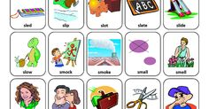 If you like this free S-Blends set you might want to check out the comprehensive S-Blends Speech Therapy Kit now available in the Testy Sh...