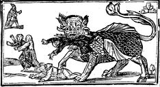 Dragon of Wantley, Bodleian Vet. A3 b.43