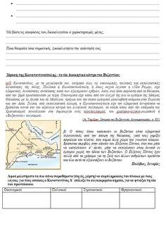 Σκονάκια: Από τη Ρώμη στη νέα Ρώμη (σελ.6-9)