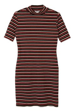 Novana rib dress