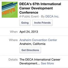how to make it to deca icdc