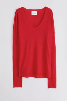 sweater for woman nosfa m-rec red Zadig&Voltaire