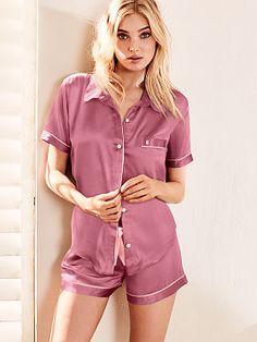 Women's Pajamas & Sets - Satin, Cotton & More - Victoria's Secret
