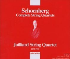 Schoenberg: Complete String Quartets: Music - sure this is difficult -- rather than easy -- listening, but the Juilliard String Quartet gets right to the heart of these works and makes them come alive.