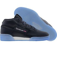 reebok classic workout mid ice