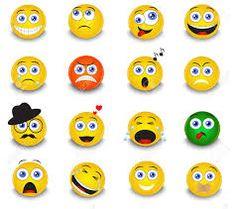Resultado de imagen de emoticonos Stone Art, Smileys, Crafts For Kids, Rocks