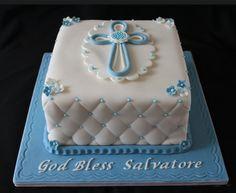 krst koláče dekorácie