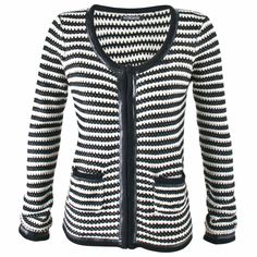 Jachetă mâneci lungi VOTRE MODE 50th, Sweaters, Fashion, Moda, Fashion Styles, Sweater, Fashion Illustrations, Sweatshirts, Pullover Sweaters