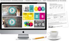 Braid: Website design
