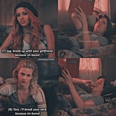 The post appeared first on Riverdale Memes. Riverdale Quotes, Riverdale Archie, Bughead Riverdale, Riverdale Funny, Betty Cooper, River Song, Riverdale Wallpaper Iphone, Riverdale Betty And Jughead, Lili Reinhart And Cole Sprouse