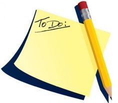 new post...are you into to-do lists?