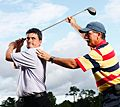 """18 most annoying golf partners. - """"Unsolicited Advice Guy"""" (via Digest Magazine) Golf With Friends, Florida Golf, Golf Books, Unsolicited Advice, Golf Lessons, Golf Humor, Annoyed, Golf Tips, Fun Workouts"""