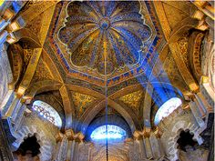 Cordoba Cathedral – The Mezquita – Spain