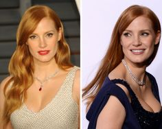 Dare to Go Red: Photos of Gorgeous Red Hair Color: Gorgeous Red Hair: Jessica Chastain